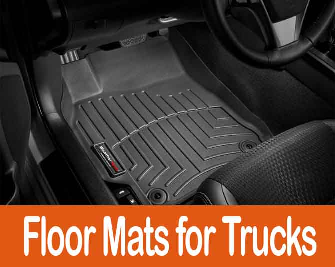 Floor Mats for Trucks