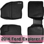 2014 Ford Explorer Floor Mats