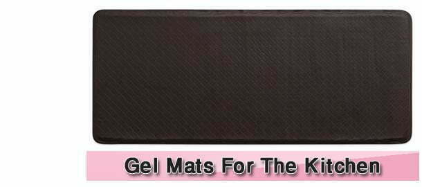 Gel Mats For The Kitchen