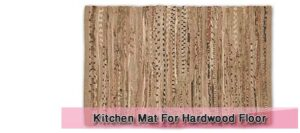 Kitchen Mat For Hardwood Floor