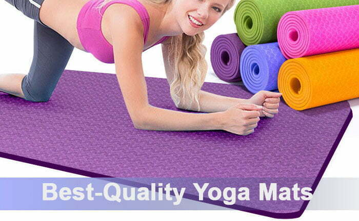 Best-Quality Yoga Mats